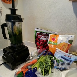 My Green Smoothie Photo